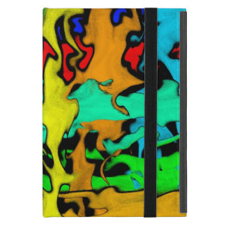 Graffiti Cover For iPad Mini