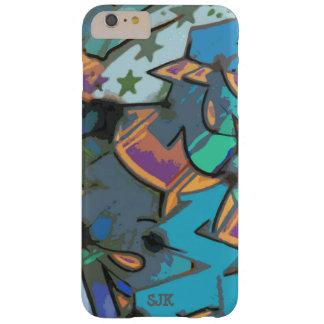 Graffiti Design iPhone Case Barely There iPhone 6 Plus Case