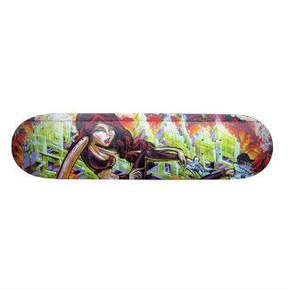 Graffiti design Skateboard