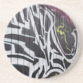 Graffiti Drink Coaster