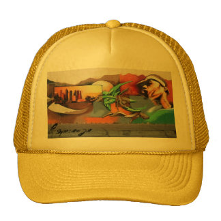graffiti, Esperanza Trucker Hat
