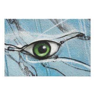 Graffiti Eye Photo Print