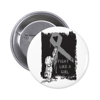 Graffiti FIGHT Like a Girl Parkinsons Disease 2 Inch Round Button