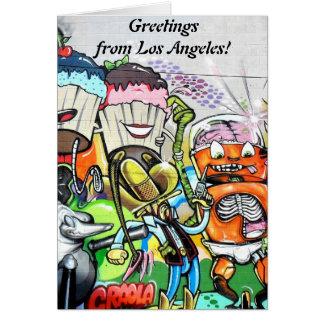 Graffiti Fun Cards