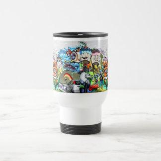 Graffiti Fun Mug