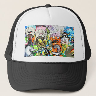 Graffiti Fun Trucker Hat