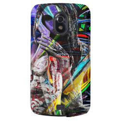 Case-Mate Samsung Galaxy Nexus Barely There Case with Pug Phone Cases design