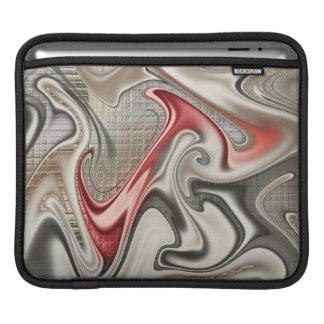 Graffiti Gnarly Fractal Sleeve For iPads