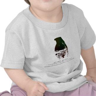 Graffiti Grenade T Shirts