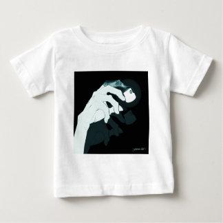 graffiti hand x-ray baby T-Shirt