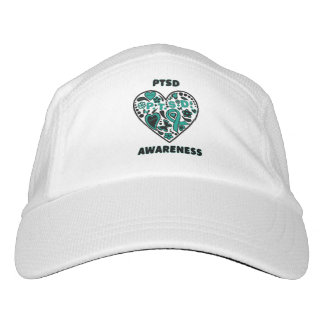 Graffiti Heart...PTSD Headsweats Hat