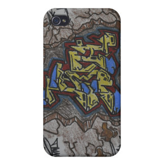 Graffiti Hell Cases For iPhone 4