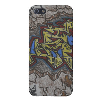 Graffiti Hell iPhone SE/5/5s Cover