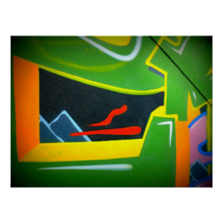 Graffiti-II - Poster