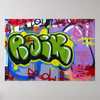 Graffiti III poster