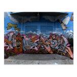 graffiti in Seattle, WA Postcard