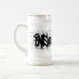 Graffiti Insomniacs Collage Mug
