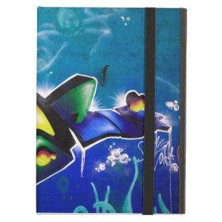 Graffiti iPad Air Cover