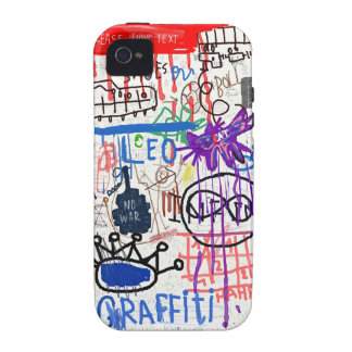 graffiti iPhone 4/4S case