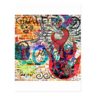 Graffiti Justice Post Cards