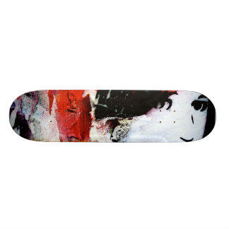 Graffiti Lady Skateboard