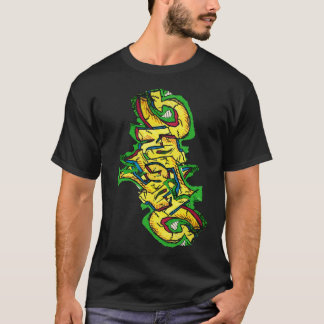 Graffiti Letters T-Shirt