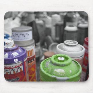 Graffiti Life - Mouse Mat