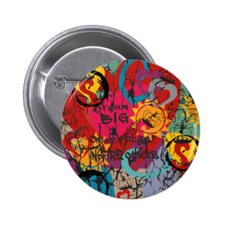 Graffiti Love Button