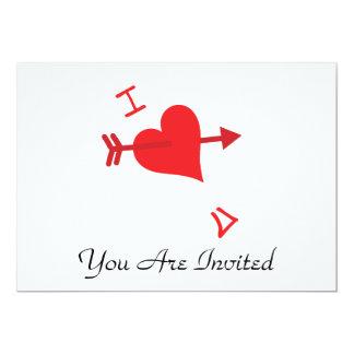 Graffiti Love - Valentines Day Card