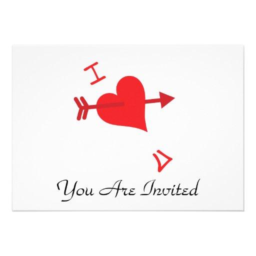 Graffiti Love - Valentines Day Cards