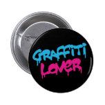 Graffiti Lover Button