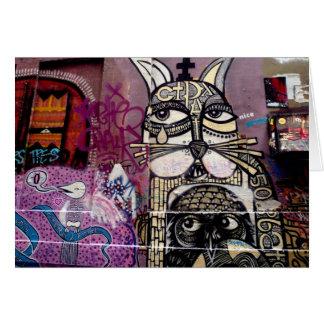 Graffiti, Melbourne Card