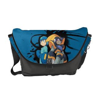 Graffiti Courier Bag