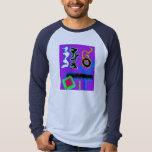 Graffiti ~ Modern Art ~  Modern colourful vibrant T Shirt