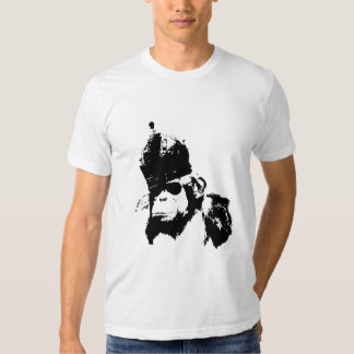 Graffiti Monkey King T Shirts