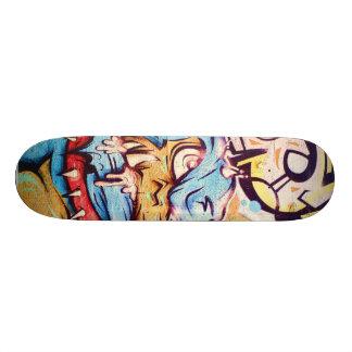 Graffiti Monster Skateboard