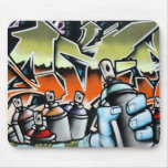 Graffiti Mouse Pad