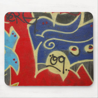 Graffiti Mousemat Mouse Pad