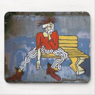 Graffiti - mouse pads