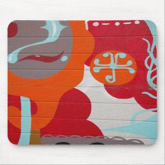"""""""Graffiti"""" Mousepad"""