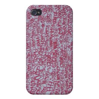 Graffiti Mural iPhone 4 Speck Case