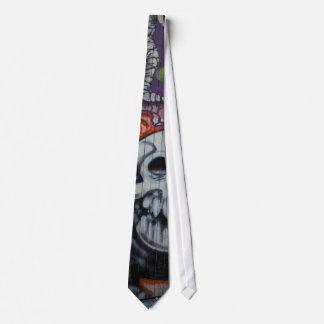 Graffiti Neck Tie