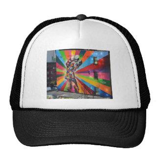 Graffiti of New York Trucker Hat