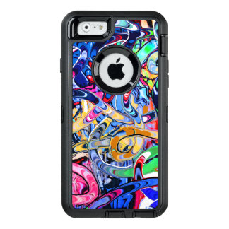 Graffiti OtterBox Defender iPhone Case