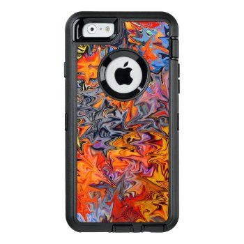 Graffiti Otterbox Defender Iphone Case by stickywicket at Zazzle