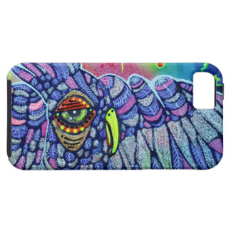 Graffiti Owl Art Case For iPhone 5/5S