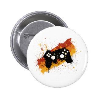 Graffiti Pad Pinback Button
