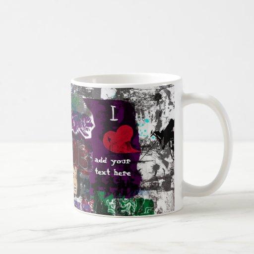 Graffiti personalized Mug