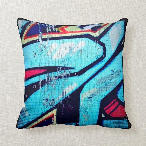 Graffiti Pillow
