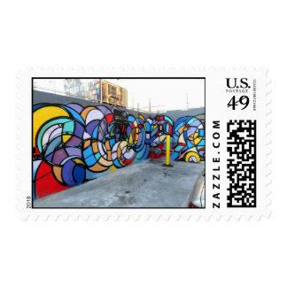 Graffiti Postage